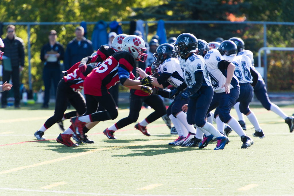 Keystone bantam league midget football