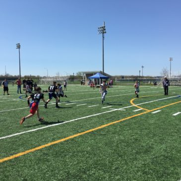Flag Football Week #2 in Action!